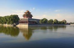 China Beijing Forbidden City Stock Image
