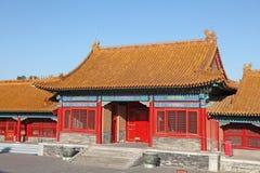 China. Beijing. Forbidden City. Royalty Free Stock Photo