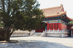 China Beijing Forbidden city Royalty Free Stock Images