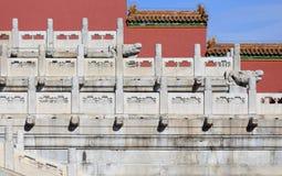 China Beijing Forbidden City Stock Photography