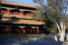 China Beijing Forbidden City Royalty Free Stock Image