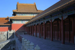 China Beijing Forbidden City Stock Image