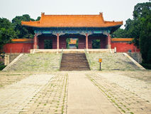 China, Beijing the Ming Tomb Royalty Free Stock Photography