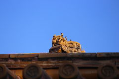 China Beijing Palace Museum building Royalty Free Stock Images