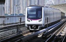 China Beijing Subway,Light Rail Royalty Free Stock Photos