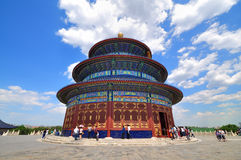 China Beijing Temple of Heaven ,Travel Royalty Free Stock Photos