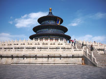 China Beijing Temple of Heaven ,Travel Stock Image