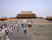 Free China, Beijing: The Imperial Palace Forbidden City, Also Known As The Gugun Royalty Free Stock Photo - 111541495