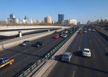China Beijing Urban, Skyline Stock Image