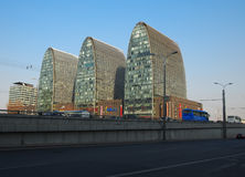 China Beijing Urban, Skyline Royalty Free Stock Photography