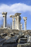 China Beijing Yuanmingyuan Ruins-Old Summer Palace Royalty Free Stock Photos