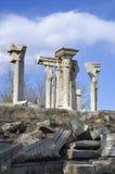 China Beijing Yuanmingyuan Ruins-Old Summer Palace Royalty Free Stock Photos