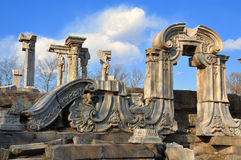 China Beijing Yuanmingyuan Ruins-Old Summer Palace Royalty Free Stock Image