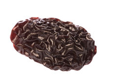 China Black Date Macro Royalty Free Stock Photo