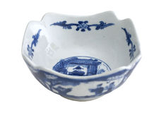 China bowl stock images
