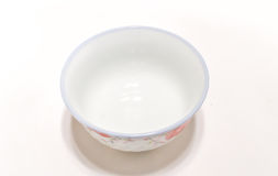 China Bowl. Congestion is made of ceramic royalty free stock photos