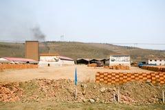 China.brickworks Royalty Free Stock Images