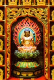 China buddha statue Royalty Free Stock Photography