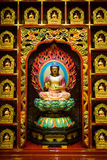 China buddha statue Royalty Free Stock Photos