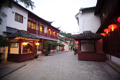 China buildings royalty free stock images