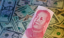 China Business yuan Stock Images