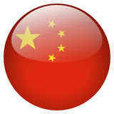 China Button Stock Photography
