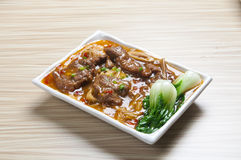 China Caichao beef Royalty Free Stock Photo