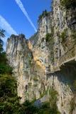 China Canyon Scenic Area Stock Photo