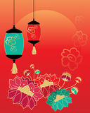 China celebration Royalty Free Stock Photography