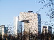 China Central Television Headquarter Stock Photos