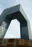 China Central Television Headquarters building Stock Photography