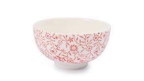 China ceramic bowl Royalty Free Stock Photo