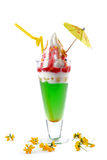 China characteristics of ice cream Stock Images
