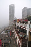 China Chongqing City Royalty Free Stock Images