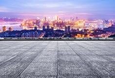 China Chongqing City Lights Royalty Free Stock Images