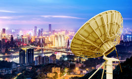 China Chongqing City Lights Stock Image
