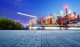 China Chongqing Urban Landscape Fotografía de archivo