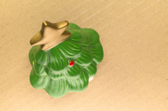China christmas tree Stock Images