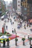 China Chunxi Road Stock Image