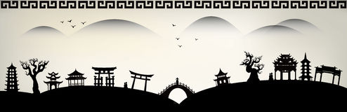 China city Royalty Free Stock Photography