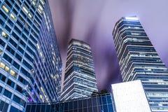 China city of Shanghai Stock Photos
