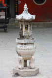 China classic incense burner Royalty Free Stock Photography