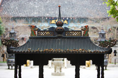 China classic incense burner Stock Image