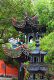 China classic pavilion Royalty Free Stock Photos