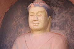 China clay sculpture Royalty Free Stock Image