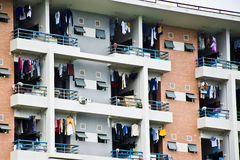 CHINA College Dormitory Stock Photography