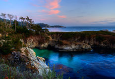 China Cove at Point Lobos Royalty Free Stock Photography