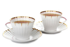 China cups of tea Royalty Free Stock Images
