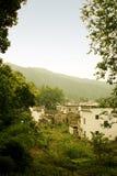 China, Dörfer im Süden, Landschaft Landscap Lizenzfreie Stockfotografie