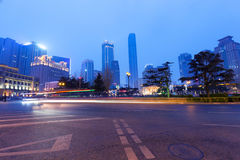 China Dalian Urban Transport Royalty Free Stock Photo